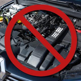 6 av 10 stadsbor vill förbjuda förbränningsbilar