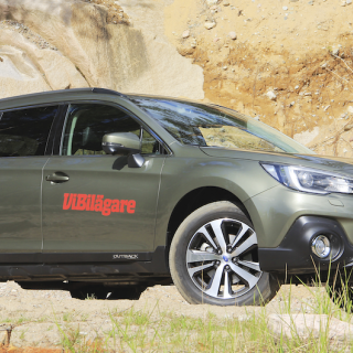 Rosttest: Subaru Outback 2,5i Lineartronic