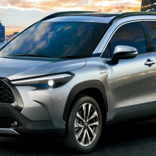 Rosttest: Toyota Yaris Active 1.33