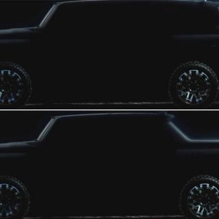 """Så funkar """"krälande krabbläget"""" i Hummers nya elbil"""