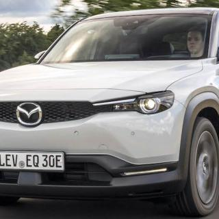 Officiell: Mazda CX-3