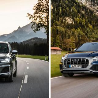 Quiz: Vad kan du om Audis snabba prestandamodeller?