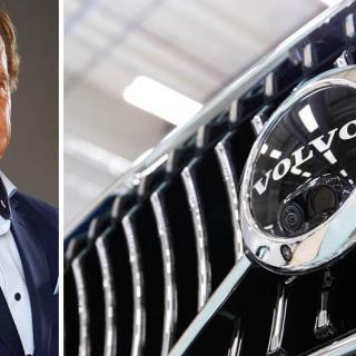 Volvo S80 får utmärkelse i USA