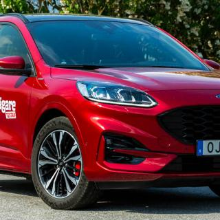 Avslöjat: Ford tvingas byta hela batteriet i Kuga Plug-in Hybrid
