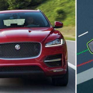 Jaguar vill att du ska prata med ratten