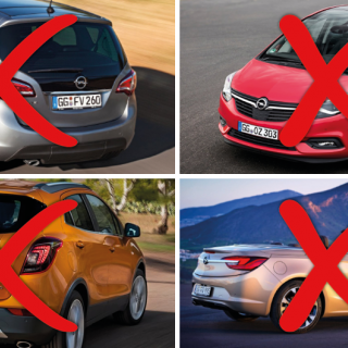 Opel Zafira Tourer – mer flexibilitet