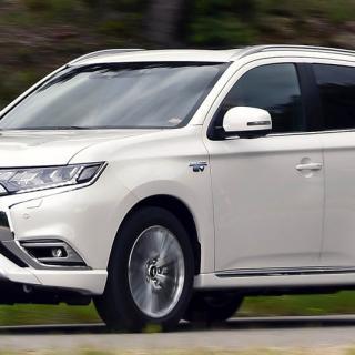Eldrivet koncept från Mitsubishi
