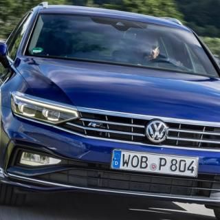 Video: Volkswagen Passat facelift
