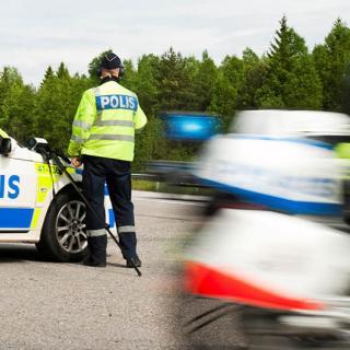 Notorisk fartsyndare fast – 66 böter på 10 månader