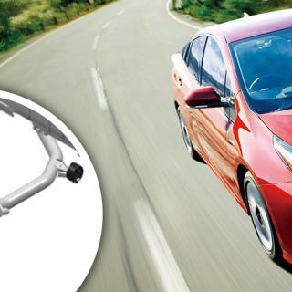 Biltest: Toyota Prius, Honda Civic Hybrid