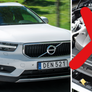 Officiell: Volvo XC40