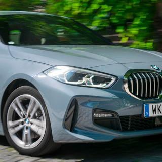 BMW det mest beundrade bilmärket