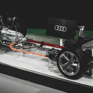 Audi A6, A7 och Q5 som laddhybrid får längre räckvidd