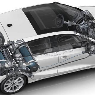 Webb-TV: Nya Audi R8 är här