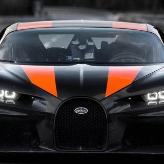 Bugatti återkallar Chiron