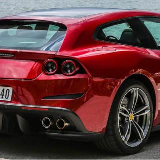 Unik Ferrari till salu på auktion