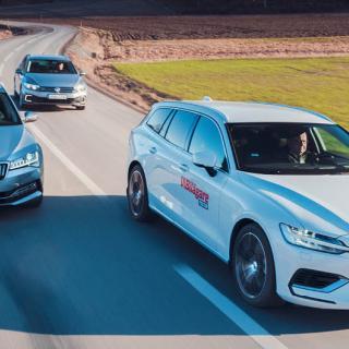Premiär för BMW 320e och 520e – billigare laddhybrider på gång