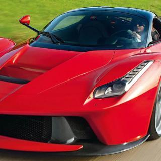 Miljardär beställer unik Ferrari