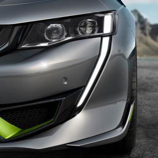 Provkörning: Peugeot 508 (2018)