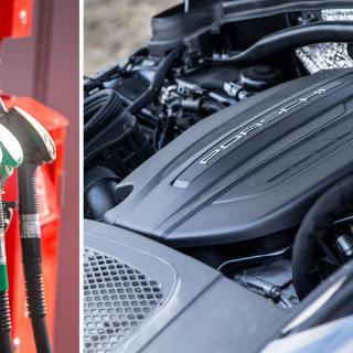 Porsche Carrera GTS får fyrhjulsdrift