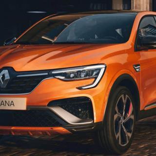 Twingo visar Renaults nya ansikte