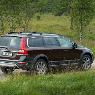 Rosttest: Volvo Cross Country  (2001)
