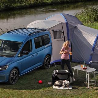 Provkörning: Volkswagen Caddy (2020)