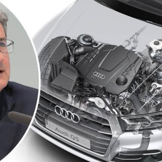 Audi A8 L Security – bepansrad lyx