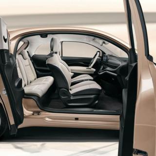 Fiat 500 Coupé Zagato: Miniutmanare