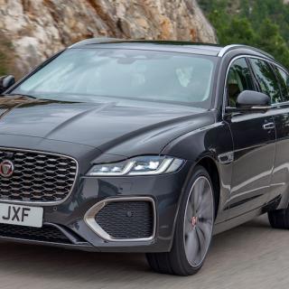Jaguar C-X16 – försmak på ny modell