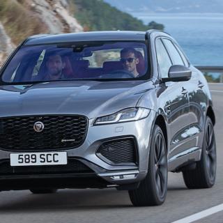 Provkörning: Range Rover Velar (2017)