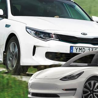 """Bilmärkena som ökar och minskar mest i Sverige: """"Smärtsamt så klart"""""""