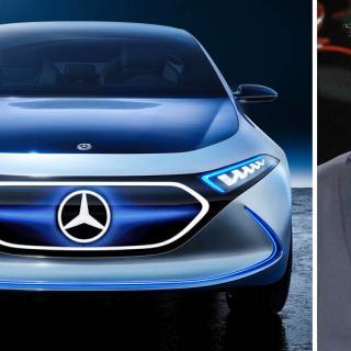 Mercedes ska bli CO2-neutrala på 20 år