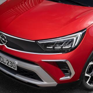 Opel avslöjar spektakulär elbil