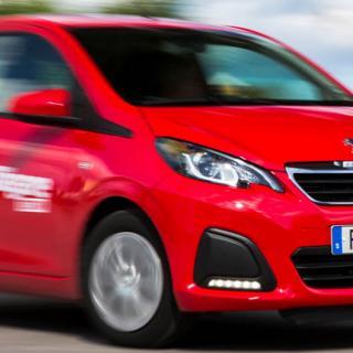 Flera underbetyg i Euro NCAP-test