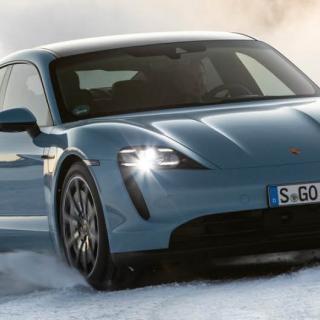 Porsche Panamera för långdistans