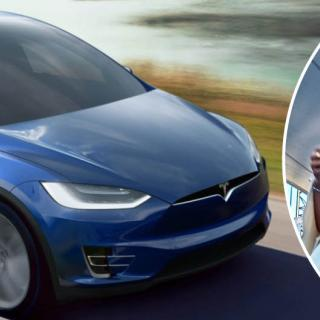 Tesla sänker priset på Model X