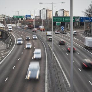 Efter tuffare reglerna: Nu minskar trafiken rejält