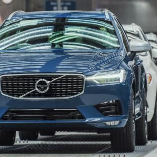 Volvo ska köra om konkurrenterna med nya elbilar