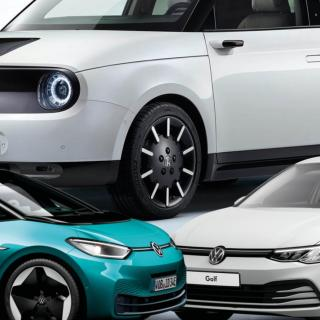Honda Civic i ny generation – här är första bilderna