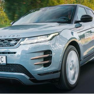 Provkörning: Land Rover Discovery (2017)