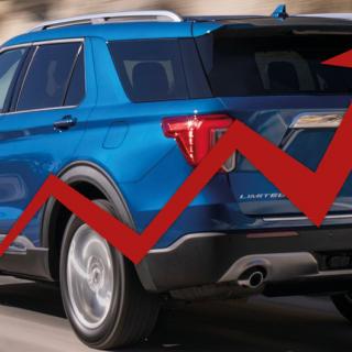 Ford presenterar motoralternativ för nya Mustang