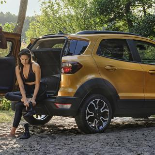 Provkörning: Ford Ecosport (2016)