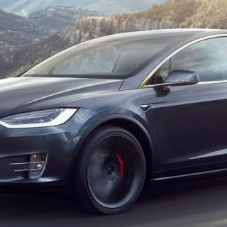 Tesla Model S brann – igen