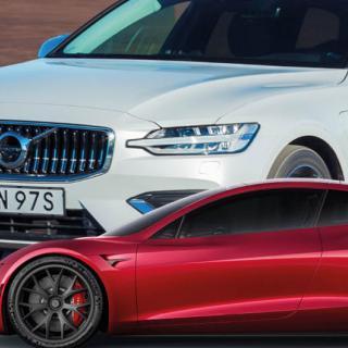 Volvo bäst på att kapa utsläpp