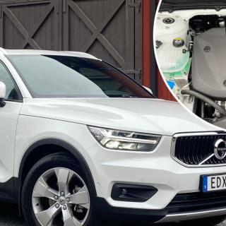 Provkörning: Volvo XC40 P8 Recharge (2020)