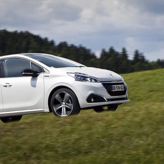Provkörning: Peugeot 208 (2015)