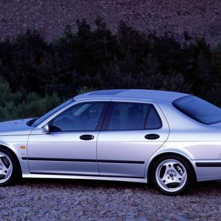 Rosttest: Saab 9-5 Kombi 2,3T (2000)