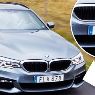 Bilreklam från förr: BMW 501