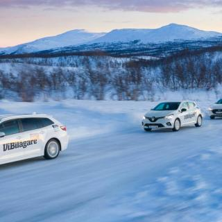 Ljustest: Alfa Romeo Giulia, BMW 320d, Lexus IS 300h